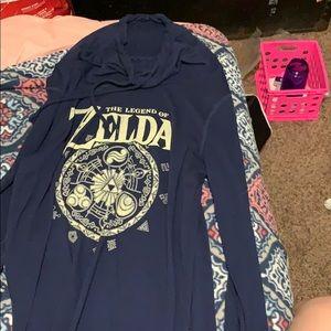 Other - Men's Cowl Neck Zelda Sweatshirt